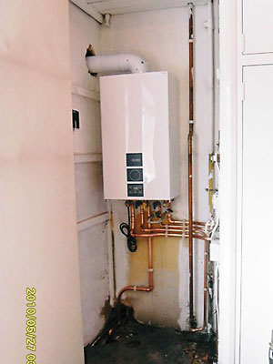 Central Heating Boilers Plumbing Installations Se London